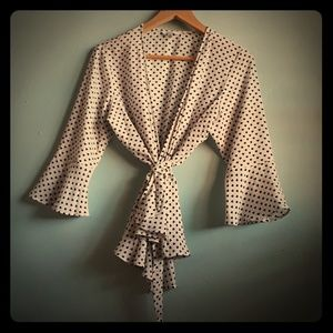 Hearts blouse